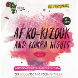 DJ Panaflex - Afro-Kizouk & Kompa Night (2017-01-28)