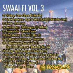 DJ Panaflex - Swaai-Fi Vol 3