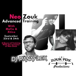 DJ Panaflex - Neo Zouk Social (09-23-2017)