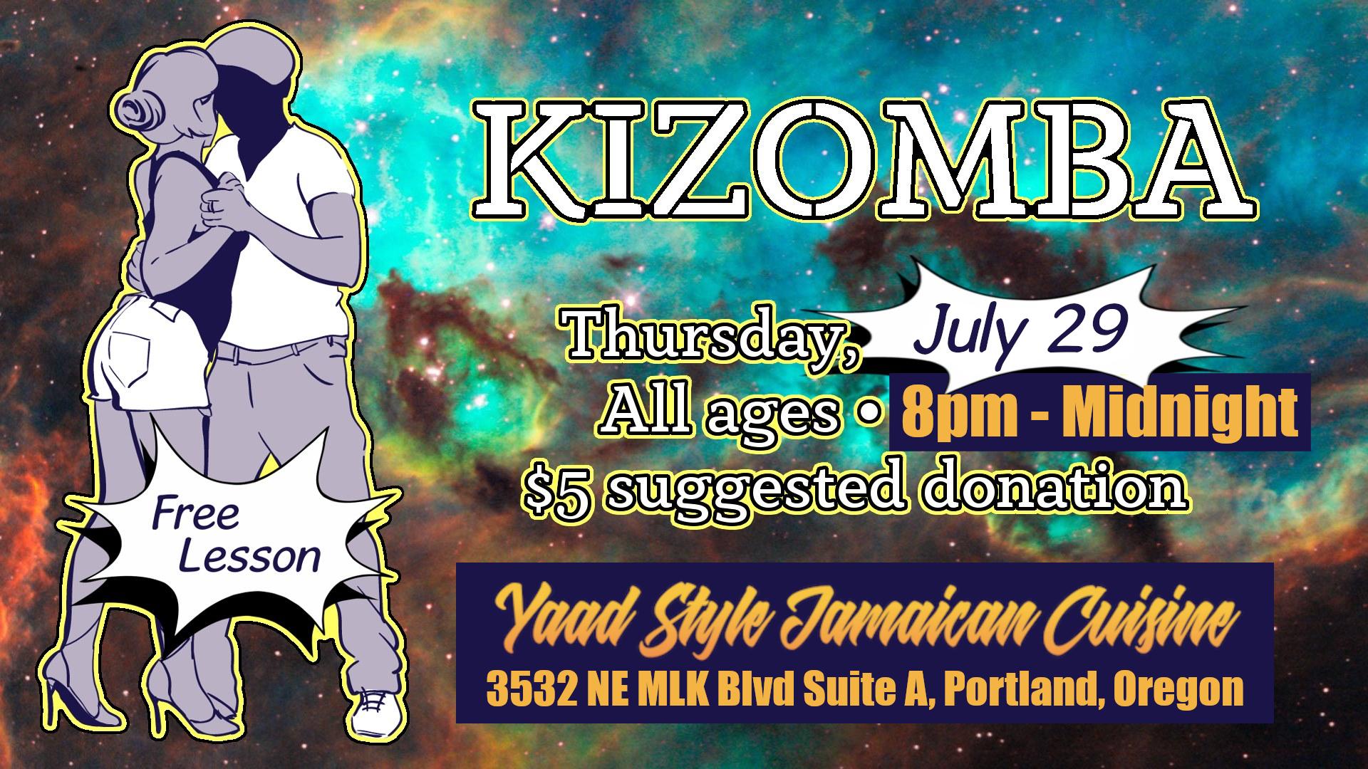 Kizomba Social Returns