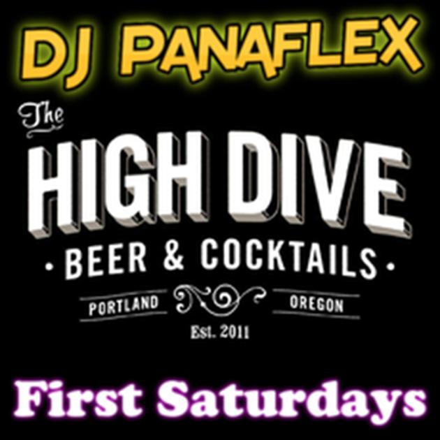 DJ Panaflex - High Dive 12-2016