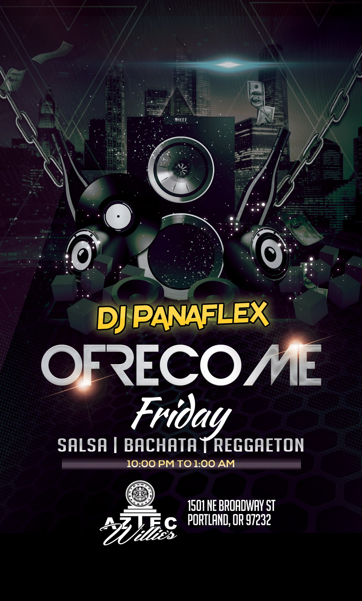 Ofrecome Friday