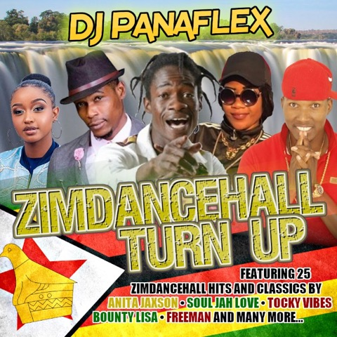 Zimdancehall Turn Up