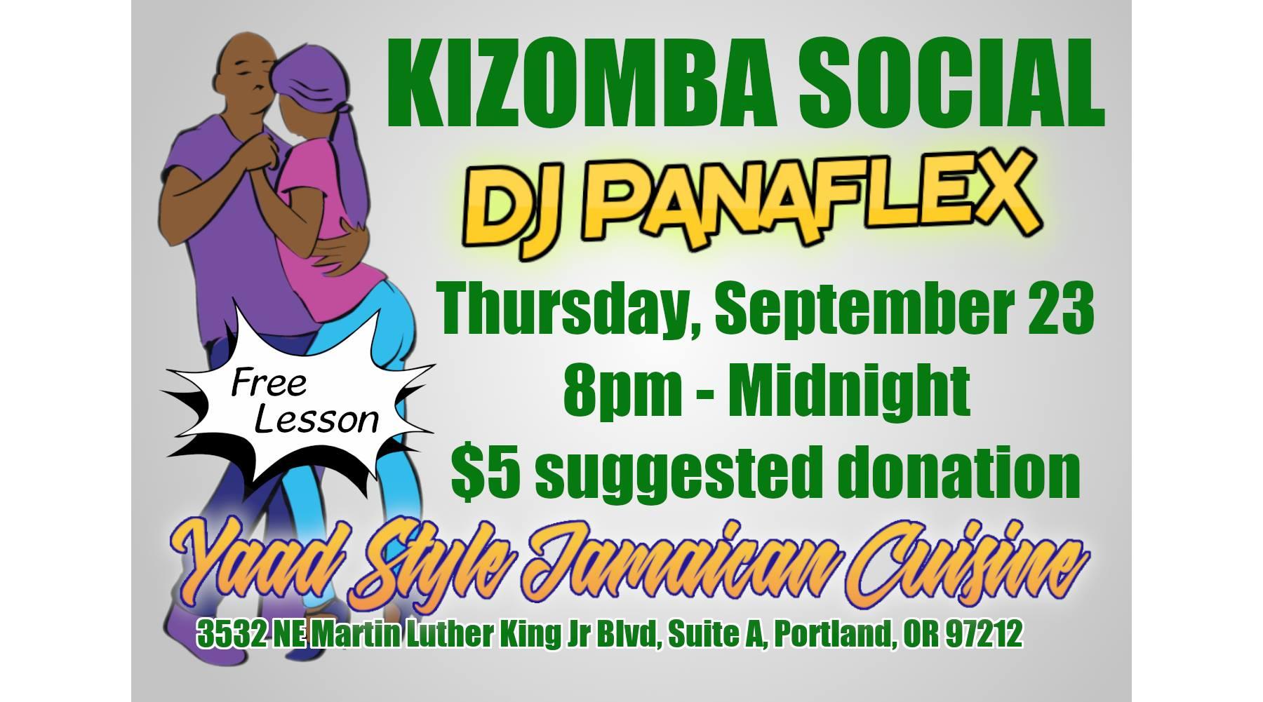 Kizomba Social XVI